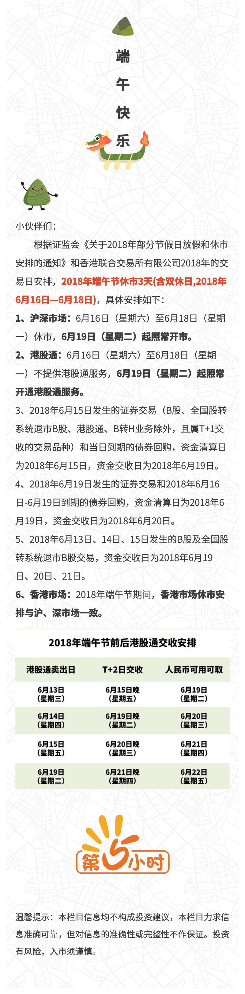 2018年端午节期间沪、深及港股通交易日安排.jpg