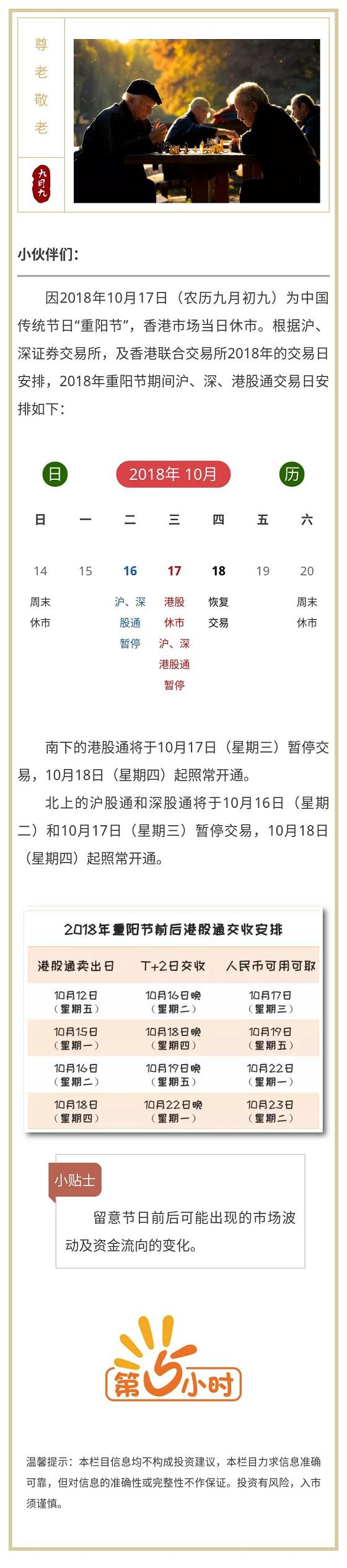 2018年重阳节港股通交易安排(附:节日前后港股通清算交收安排).jpg