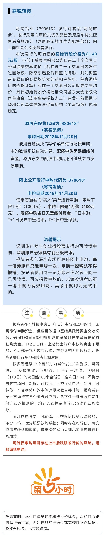 【新债申购】寒锐钴业(300618)公开发行可转换公司债.jpg